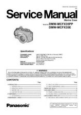 Buy Panasonic DSC0612035CE Service Manual by download Mauritron #267095