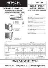 Buy Hitachi 0198E Manual by download Mauritron #224962