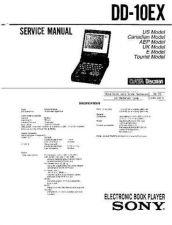 Buy Sony D-NE510NE511NE518CK Service Manual by download Mauritron #240085