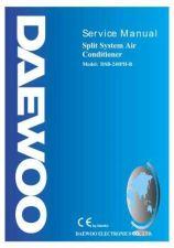 Buy Daewoo. SM_DSB-F096_F126PH_(E). Manual by download Mauritron #213340