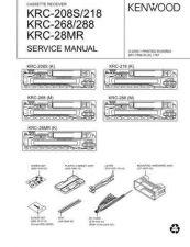 Buy KENWOOD KRC-268 by download #101518
