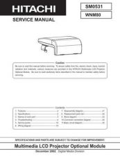 Buy Sony WNM80 Service Manual by download Mauritron #233462