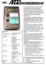 Buy AOR ARD9900 LEAFLET OPERATING by download #117339
