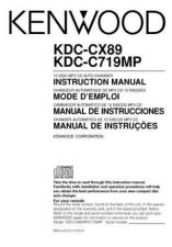 Buy Kenwood KDC-C719MP by download Mauritron #221920
