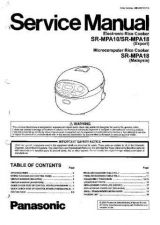 Buy Panasonic sm00cypa2003u Service Manual by download Mauritron #268917