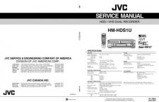 Buy JVC HM-HDS1U Service Manual Schematic Circuit. by download Mauritron #270962