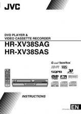 Buy JVC HR-XV38SAS Service Manual by download Mauritron #273409