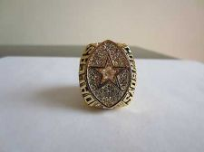 Buy 1992 SUPER BOWL XXVII CHAMPIONSHIP RING DALLAS COWBOYS MVP AIKMAN 11S NIB