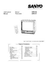 Buy Fisher CBP2147 Service Manual by download Mauritron #214232