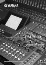 Buy Yamaha DM2000V2E1 Operating Guide by download Mauritron #247493
