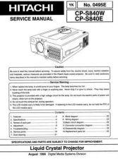 Buy Hitachi YK-0495E Service Manual by download Mauritron #265786