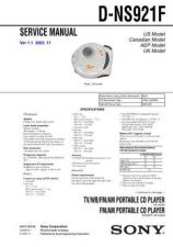 Buy Sony DCR-DVD7-DVD7E-3 Service Manual by download Mauritron #231845