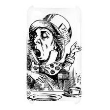 Buy Mad Hatter Alice In Wonderland Ipod Touch 4th Generation Hard Case