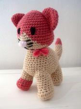 Buy Crochet Pussycat - PDF Pattern