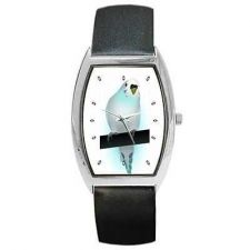Buy Budgie Parakeet Budgerigars Pet Bird Unisex Wrist Watch