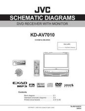 Buy JVC KD-AV7010 sch Service Manual Schematic Circuit. by download Mauritron #271202