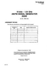 Buy Marcony 2022E Full rescanned Service Manual by download Mauritron #235919