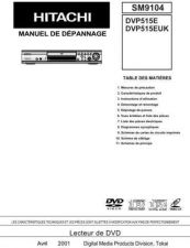 Buy Hitachi SM 9104F Manual by download Mauritron #225614