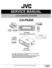 Buy JVC CH-X400J Service Manual Schematic Circuit. by download Mauritron #270149