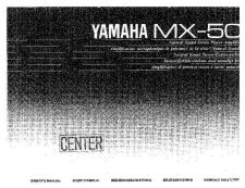 Buy Yamaha MX12 6F Operating Guide by download Mauritron #248899