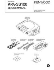 Buy KENWOOD KPA-SS100 Technical Information by download #118702