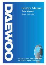 Buy Daewoo. SM_DWL-28W8_(E). Manual by download Mauritron #213491