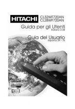 Buy Hitachi CL32WF720AN IT Manual by download Mauritron #224425