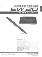 Buy JVC EW20 Service Manual by download Mauritron #251085