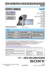 Buy Sony DCR-TRV12E-TRV14E-TRV19-TRV19E-2 Service Manual by download Mauritron #239