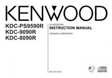 Buy Kenwood KDC-9017 Operating Guide by download Mauritron #221873