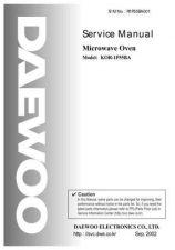 Buy Daewoo R1P5C7S001 Manual by download Mauritron #226397