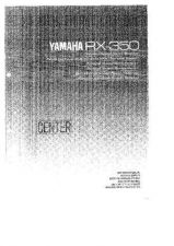 Buy Yamaha RX-V730 E Operating Guide by download Mauritron #249824