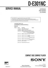 Buy Sony D-88 Service Manual by download Mauritron #239462