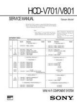 Buy Sony HCD-V4500 Manual by download Mauritron #229271