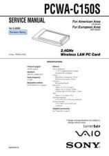 Buy Sony PCWA-A100-A200-C100 Service Manual. by download Mauritron #243493