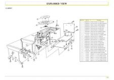 Buy GOLDSTAR FH-X1-BLD Service Information by download #112330