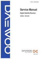 Buy Daewoo. DSD9502001 SVC. Manual by download Mauritron #212861