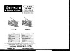 Buy Hitachi MSW600 Manual by download Mauritron #225243
