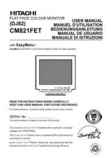 Buy Fisher CM821FET IT Service Manual by download Mauritron #215099