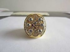 Buy REPLICA 2008 Super bowl XLIII CHAMPIONSHIP RING Pittsburgh Steelers Solid 11S