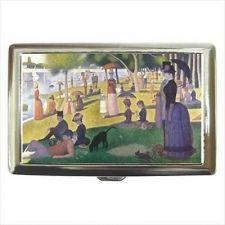 Buy Sunday Afternoon Georges Seurat Cigarette Money Credit Card Case