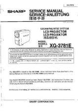 Buy Sharp. XG-NV3XU_6 Service Manual by download Mauritron #211979