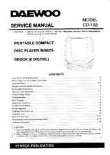 Buy Daewoo. C9N7T7S001. Manual by download Mauritron #212637