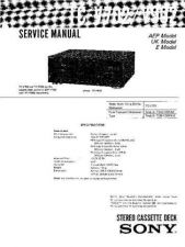 Buy Sony TCY-702 Service Information by download Mauritron #238242