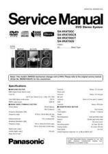 Buy Panasonic saak66-sm Service Manual by download Mauritron #268650