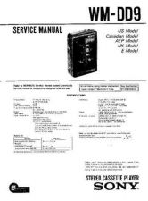Buy Sony WMD-DT1 Service Manual. by download Mauritron #245641