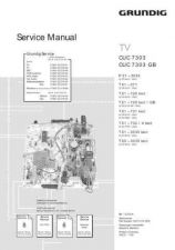 Buy GRUNDIG chassis-cuc7303gb by download #101130