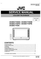 Buy JVC AV-N29F45 Sch Service Manual Schematic Circuit. by download Mauritron #270035