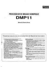 Buy Yamaha DMP11F Operating Guide by download Mauritron #247529