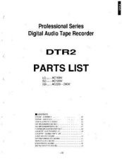 Buy JVC DTR2 PL E Service Manual by download Mauritron #250587